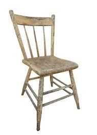 old wooden kitchen chair isolated stock image of chairs with regard to antique decor 14