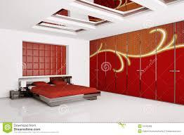 Modern Bedroom Interior Modern Bedroom Interior