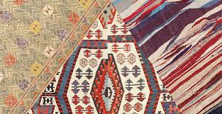 what are kilims and flat weave rugs