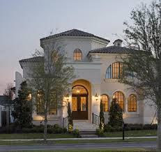 single story mediterranean style homes luxury