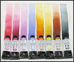 Eight Newest Watercolors Daniel Smithdaniel Smith