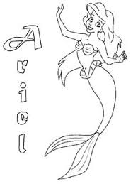 Small Picture Princess Ariel And Friends Mermaid Coloring Pages Coloring pages