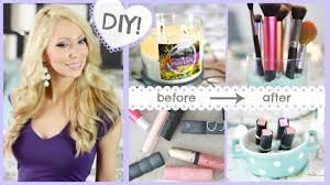 7 easy diy makeup storage ideas