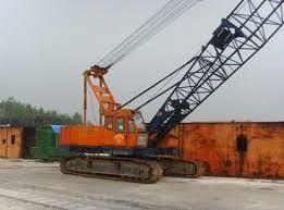Kh180 2 Hitachi Crane 50 Ton Crawler Crane From China