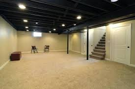 Unfinished basement ceiling ideas Painting Painted Basement Ceiling Ideas Awesome Painted Basement Ceilings Painting Unfinished Basement Ceiling Ideas Reedirinfo Painted Basement Ceiling Ideas Awesome Painted Basement Ceilings