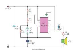 sound to light circuit diagram info sound to light circuit diagram wiring diagram wiring circuit
