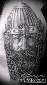 Photo Tattoo Russian Warriors 31072019 107 Tattoo Bogatyr