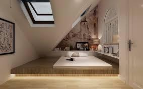 Steeple attic space design