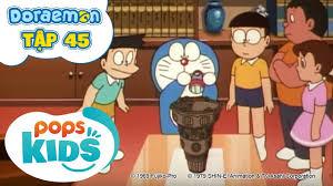 Doraemon Tập 45 - Khi Mọi Vật Lên Tiếng, Đèn Phục Hồi - Hoạt Hình Tiếng Việt