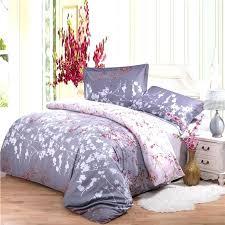 tree print duvet covers de arrestme 100 cotton cover uk patterned gray and pale pink romantic