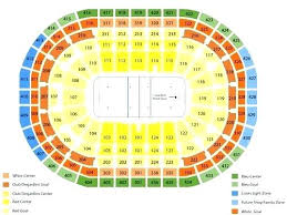 Air Canada Centre Seating Chart Hockey Air Canada Centre Seating Map