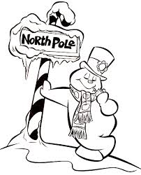 Small Picture Frosty the Snowman coloring pages colorrme