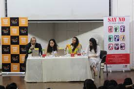 of kranti kali and the lead organizer of the willgoout movement the round table discussion was moderated by ms rahat sharma a lawyer by profession