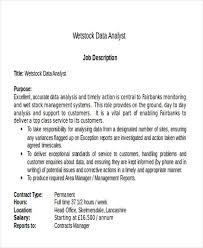 Data Analyst Job Duties Stock Analyst Job Description Magdalene Project Org