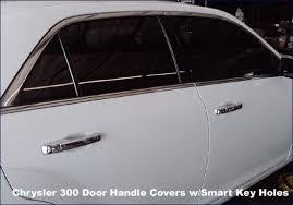 2011 2012 2018 2018 chrysler 300 chrome door handle overlays
