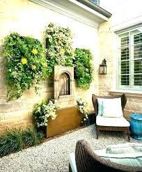 garden wall art ideas uk metal decorations outdoor wrought iron decor outside kids room scenic