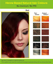 organic henna powder natural hair color conditioner hair
