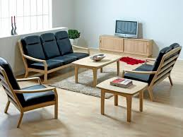 Living Room Wood Furniture Wooden Furniture Design Sofa Set Invisifilecom