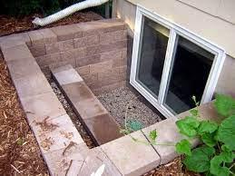 waterproofing egress basement windows