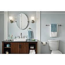 moen banbury bathroom accessories. MOEN Banbury 3-Piece Bath Accessory Kit In Brushed Nickel Moen Bathroom Accessories