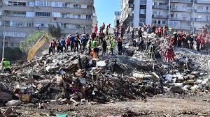6.9 büyüklüğündeki deprem sonrası Ege Denizi'nde araştırma - Son dakika  haberleri