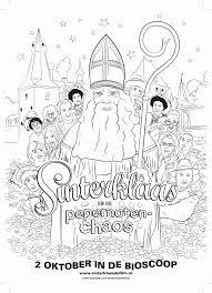 25 Printen Kleurplaat Sinterklaas Pepernoten Mandala Kleurplaat