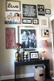 family gallery canvases wall art with quotes - family art ideas, creative  photo display,