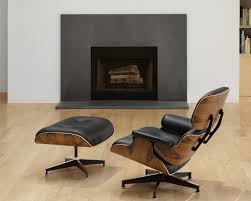 Eames Chair With Ottoman Simple Yet Comfy Eames Lounge Chair And Ottoman Home Ideas