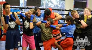 san go kids kickboxing martial arts sports enhancement and bully busters