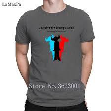 Custom New Fashion T Shirt For Men Jamiroquai Tee Shirt Mens