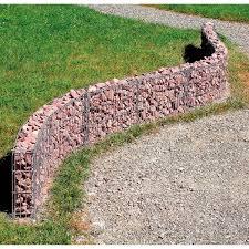 Mauergitter Mauer Gabione 40 Cm