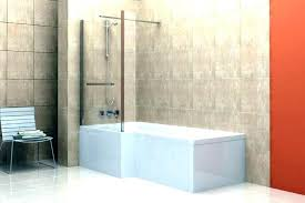 Modern bathroom shower ideas Tile Ideas Contemporary Bathtub Shower Combo Large Tub Modern Bath Size Of Bathroom Showers Ideas Bat Sbsummitco Modern Bathtub Shower Sbsummitco