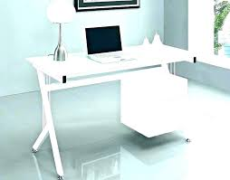 small glass computer desk clear desk clear glass l shaped computer desk small glass computer desk