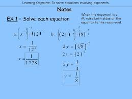how to solve equations with rational exponents jennarocca