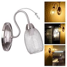 retro wall mounted sconce chandelier crystal modern pendant lamp light fixture nickel black opt 0