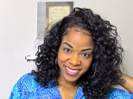 Peruvian Wavy Hairstyles Harlem 125 Wet Wavy New Oprah Final Review Youtube