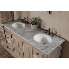 legion 12 inch rustic double sink bathroom vanity wk12 marble top 12 inch bathroom
