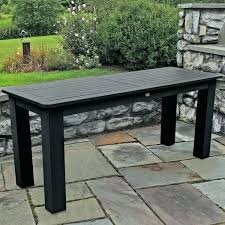 counter height outdoor table luxury counter height patio table or innovative counter height outdoor table counter