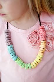 candy necklace candy necklace diy kids activity couture candy couture