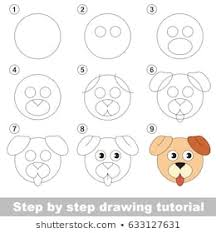 easy dog drawing tutorial.  Drawing Kid Game To Develop Drawing Skill With Easy Gaming Level For Preschool  Kids Educational And Easy Dog Drawing Tutorial D
