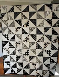 Black And White Quilt Patterns Fascinating Photos Black And White Quilts Longfabu