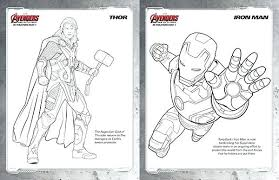 Marvel Avengers Coloring Pages Avengers Coloring Pages And Iron Man