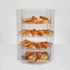 Acrylic Food Display Stands Bakery Display Shelves Factory Bakery Display Shelves Factory 45
