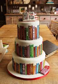 A Book Cake Two Of My Favorite Things Its Just What I Want For My