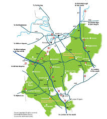 do you know where we are? Bedfordshire On Map map of central bedfordshire bedfordshire on sunday newspaper