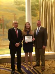 highland school enotify us newsletter mimi robinson 14 winner of junior achievement essay contest which will do more to improve life in the united states over the next decade