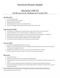Sample Caregiver Resume No Experience Caregiversume Examples Child Description Live In Sample Skills 17