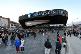 brooklyn nets barclays center