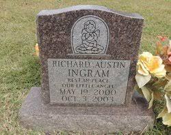 "Richard ""Austin"" Ingram (2002-2003) - Find A Grave Memorial"