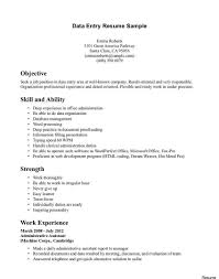 Sample Resume For Clerk. Payroll Clerk Resume Sample. Sample Resume ...